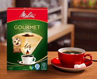 Volmaakt aroma - ongeacht het aantal kopjes koffie