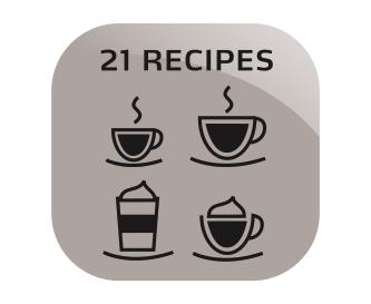 21 koffiespecialiteiten
