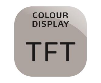 TFT-kleurendisplay