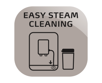 Easy Steam Cleaning